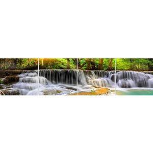 Skleněný panel 60/240 Waterfall-1 4-Elem obraz