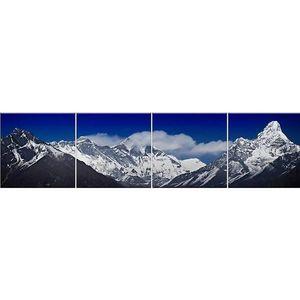 Skleněný panel 60/240 Mountain-1 4-Elem obraz