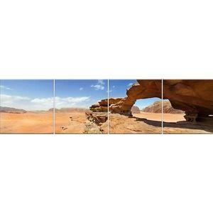 Skleněný panel 60/240 Desert-1 4-Elem obraz
