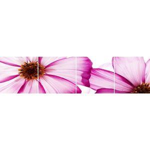 Skleněný panel 60/240 Flowers-1 4-Elem obraz