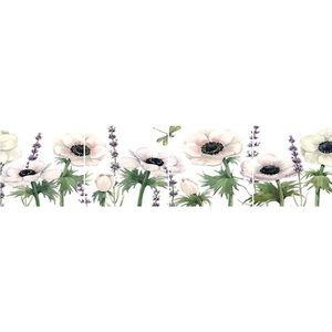 Skleněný panel 60/240 Flowers-2 4-Elem obraz