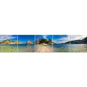 Skleněný panel 60/300 Tropic-2 5-Elem obraz