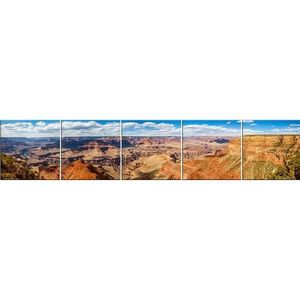 Skleněný panel 60/300 Desert-2 5-Elem obraz