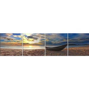Skleněný panel 60/240 Boat 4-Elem obraz