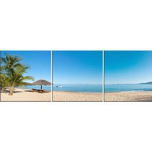 Skleněný panel 60/180 Tropic-3 3-Elem obraz