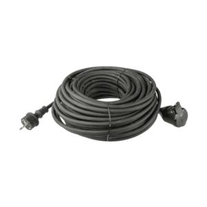 EMOS Prodlužovací kabel GUMA 1Z 20m obraz