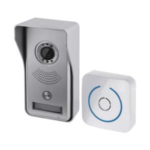 EMOS Bezdrátový zvonek s kamerou a WIFI 12V IP44 obraz