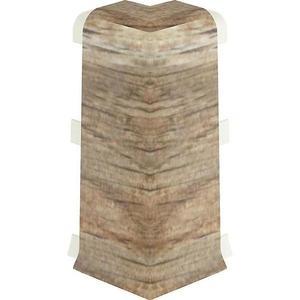 Rohová spojka vnější Esquero 610 dub žaludový 2ks obraz