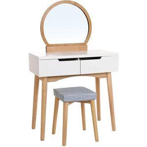 Toaletní stolek Louise Orleans obraz