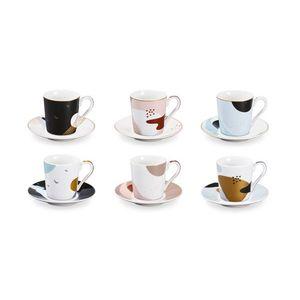 Tescoma šálek na espresso s podšálkem myCOFFEE, 6 ks, Moon obraz
