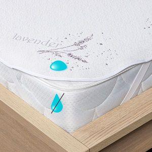 4Home Lavender Nepropustný chránič matrace s gumou obraz