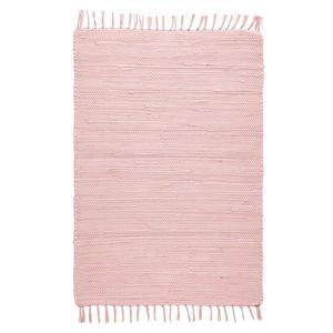 Hadrový Koberec Julia 2, 70/130cm, Růžová obraz