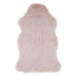 Umělá Kožešina Marina, 90/60cm, Růžová obraz