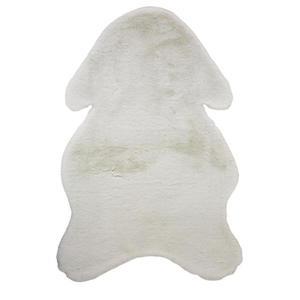 Umělá Kožešina Marlene, 90/60cm, Bílá obraz