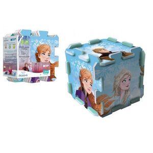 Pěnové puzzle Ledové království 2/Frozen 2 118x60cm 8ks v sáčku obraz