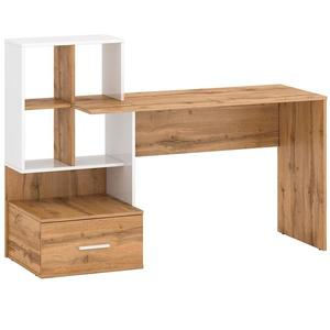 Psací Stůl Stil 149cm Dub Wotan/Bílý obraz