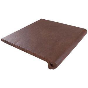 Dlažba schodová Peldano Capri Chocolate 32, 5/33 obraz