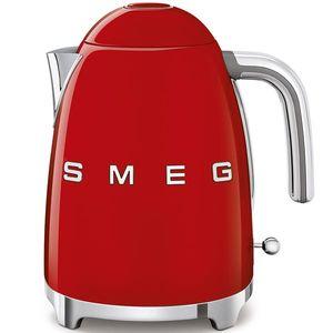 50's Retro Style rychlovarná konvice 1, 7l červená - SMEG obraz