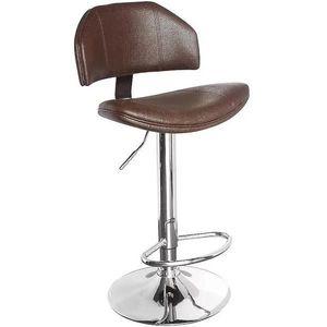 Barová Židle Kwazar Hnědý obraz