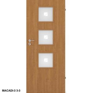 Inter. dveře Macadi-3 obraz