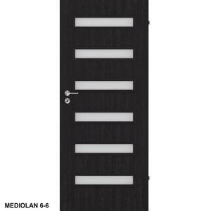 Inter. dveře Mediolan obraz