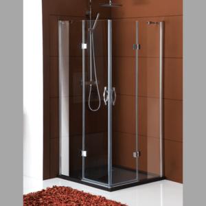 GELCO LEGRO čtvercová sprchová zástěna 900x900mm, čiré sklo GL2290 obraz