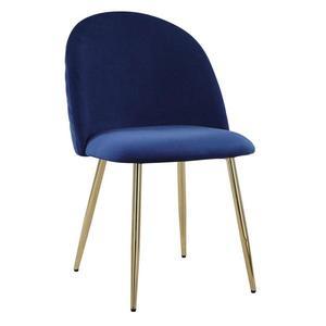 Jídelní Židle Artdeco Modrá obraz