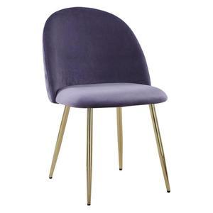 Jídelní Židle Artdeco Šedá obraz