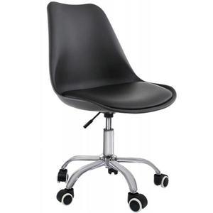 Otáčecí Židle Milano Černý obraz