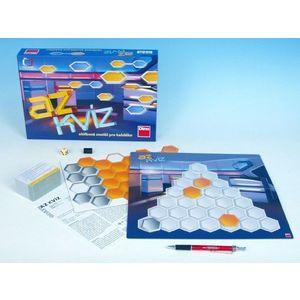 AZ kvíz společenská hra 13+ v krabici 33x23x5cm obraz