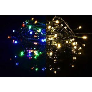 Nexos 39231 Vánoční světelný řetěz 40 LED - 9 blikajících funkcí - 3, 9 m obraz