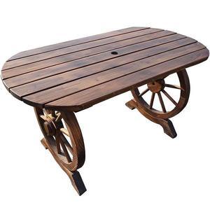 Dřevěný stůl 120x65x68 obraz