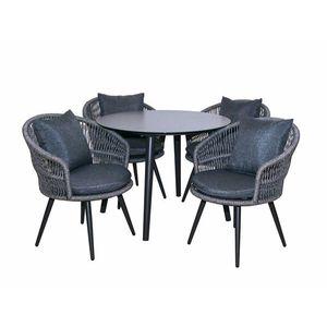 Set nábytku 1+6+1 obraz