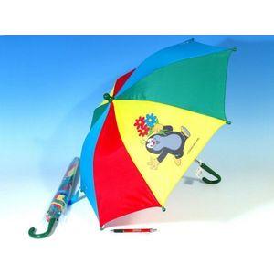 Dětský deštník Krtek obraz
