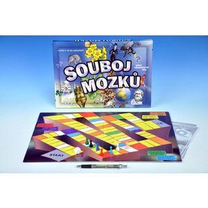 Souboj mozků společenská hra v krabici 33x23x3cm obraz