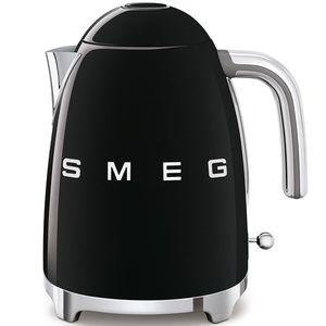 50's Retro Style rychlovarná konvice 1, 7l černá - SMEG obraz