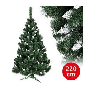 ANMA Vánoční stromek NARY I 220 cm borovice obraz