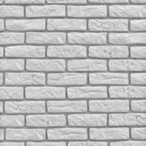 Kámen Loft Brick white bal=0, 56m2 obraz