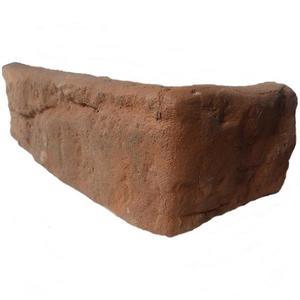Rohový kámen Loft Brick red bal=1, 57 mb obraz