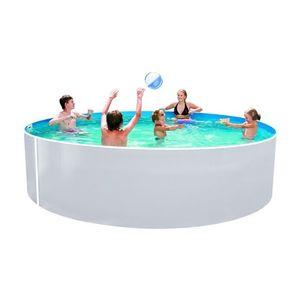Marimex Bazén Orlando 3, 66x0, 91 m. (bílé) bez filtrace a příslušenství - 10300018 obraz