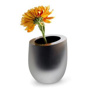 Váza Opak, černá - Philippi obraz