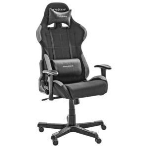 Herní Židle Dx Racer 5 Černá/šedá obraz