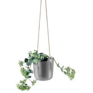 Závěsný samozavlažovací květináč, Nordic šedý, Eva solo obraz