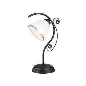 Lamkur Stolní lampa RETRO II 1xE27/60W/230V černá matná obraz