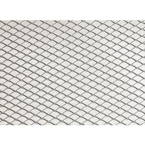 Hliníkový plech 500x500 mříž obraz