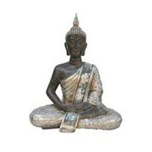 Ambia Home BUDDHA - vícebarevná obraz