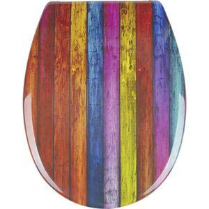 Sadena WC SEDÁTKO - vícebarevná obraz