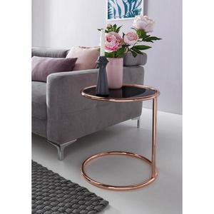 Odkládací stolek Wl5.241 Mědený obraz