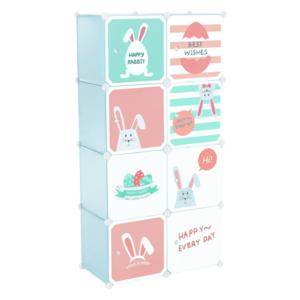 Dětská modulární skříň FRIN Tempo Kondela obraz
