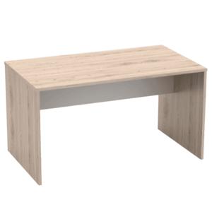 PC stůl, grafit / bílá, Rioma TYP 11 0000185732 Tempo Kondela Dub san remo / bílá obraz